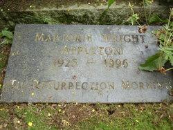 Marjorie Wright Appleton