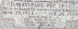 Harry Paul Fee
