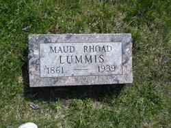 Maud <i>Rhoad</i> Lummis