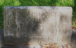Henry Hennington Clement