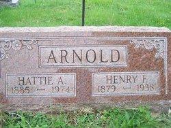 Hattie Ann <i>Trail</i> Arnold