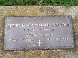 George Maynard Arnold