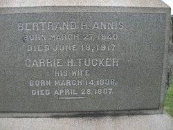 Carrie H. <i>Tucker</i> Annis