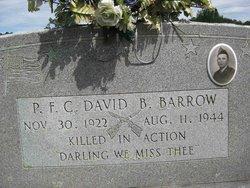 David B. Barrow