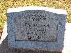 Ida Bauman