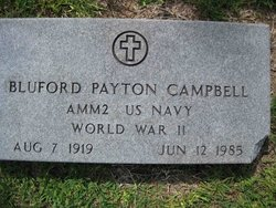 Bluford Payton Campbell