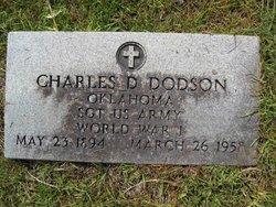 Charles Daniel Dodson