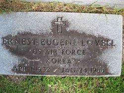 Ernest Eugene Lovell