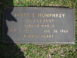 James E. Humphrey