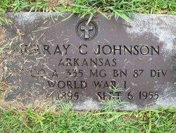Murray California Johnson