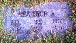 Beatrice Arnold Ellers