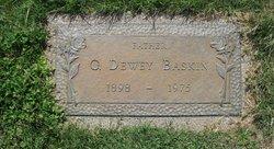 George Dewey Baskin