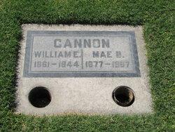William E. Cannon
