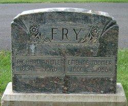 Emeline Eliza <i>Toomer</i> Fry