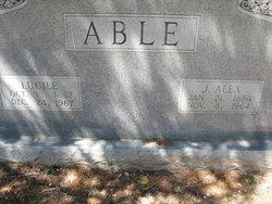 J Alex Able