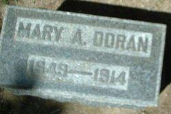 Mary Amanda <i>Baker</i> Doran
