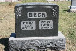 Aaron R Beck