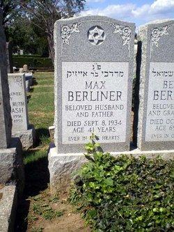 Max Berliner