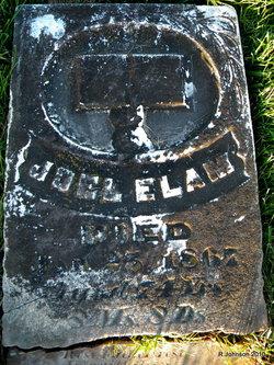 Joel E. Elam