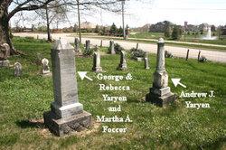 Martha Ann <i>Yaryan</i> Fogger