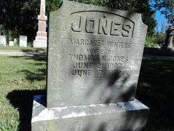 Margaret <i>Winters</i> Jones