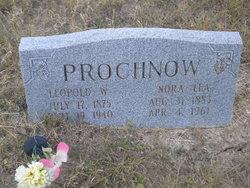 Nora Lea <i>Sublett</i> Prochnow