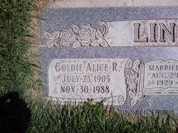 Goldie Alice <i>Richens</i> Lind