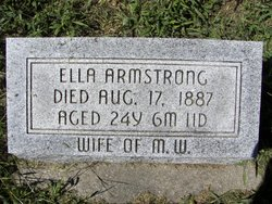 Marian Elloise Ella <i>Deatherage</i> Armstrong