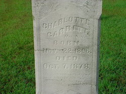 Charlotte Jane <i>Garrett</i> Rogers