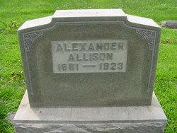Alexander Allison