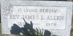 Rev James L. Allen