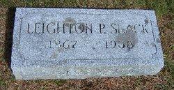 Leighton Prosper Slack