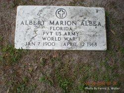 Albert M Albea