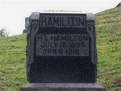 Hiram Lewis Hamilton
