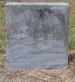 Barbra Ann <i>Pugh</i> Cardwell