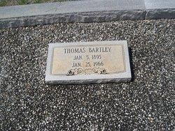 Thomas Bartley