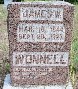 James William Wonnell
