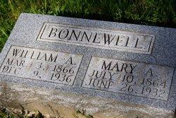 Mary Angeline <i>Biddle</i> Bonnewell