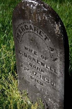 Margaret A. <i>Powell</i> Bonnewell