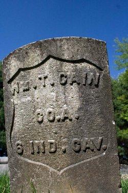 William Thomas Cain