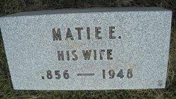 Matie E <i>Derby</i> Bromley