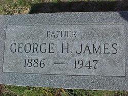 George Harrison James