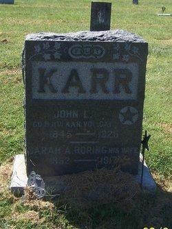 John Leonard Karr