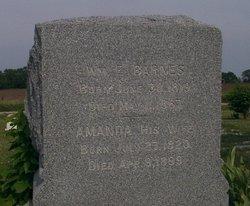 William E Barnes