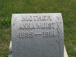 Anna Annie <i>Hocker</i> Moist Felker