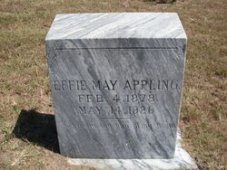 Effie May Appling