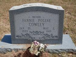 Fannie Polene <i>Allen</i> Cowley