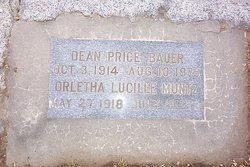 Dean Price Bauer