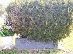 Mary B <i>Burger</i> Brown