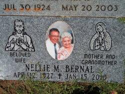 Nellie <i>Martinez</i> Bernal